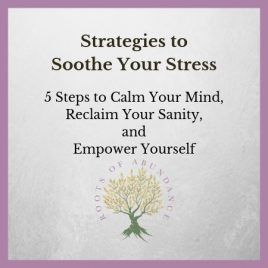 Strategies to Soothe Your Stress